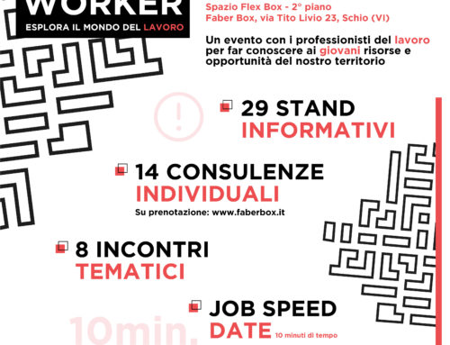 Confcommercio Schio al Be Worker 2019